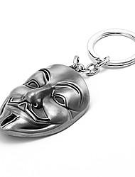 Недорогие -V для цепи вендетта оригинальная металлическая ключевой маска (Random Color)