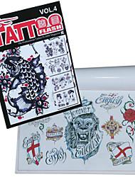 abordables -modèle spécial livre de modèle de tatouage