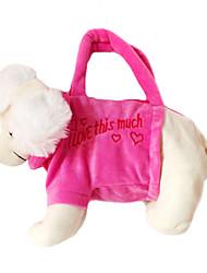 baratos -Cachorros Sacos de Presentes Novidades Alta qualidade Têxtil Para Meninos Para Meninas Brinquedos Dom