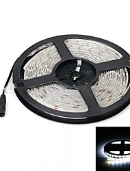 cheap -Waterproof 72W 5000lm 5500-6500K 300-SMD 5630 LED White Light Strip (5m / DC 12V)