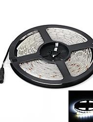 Недорогие -Водонепроницаемый 72W 5000lm 5500-6500K 300-SMD 5630 LED белый свет (5м / DC 12V)