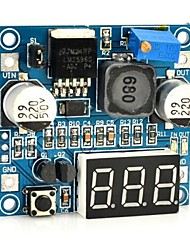 "cheap -LM2596 DC to DC Buck Module w/ 3-digit 0.45"" Digital Display Tube"