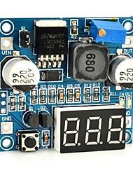 """abordables -dc dc lm2596 module buck w / 3 chiffres 0,45 tube affichage numérique """""""