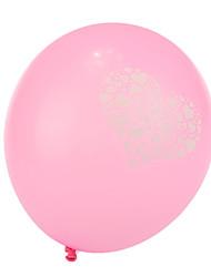 cheap -Balls Balloons Heart-Shaped
