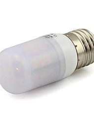 cheap -2W 80-120 lm E26/E27 LED Corn Lights T 27 leds SMD 5730 Decorative Warm White Cold White DC 12V