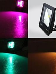 Недорогие -1 светодиоды Мощный светодиод 1 пульт дистанционного управления 24Keys RGB Водонепроницаемый / Декоративная / Градиент цвета 100-240 V 1 комплект