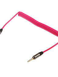 1.5m 4.92ft audio da 3,5 mm maschio cavo audio da 3,5 mm stereo maschio eXtense