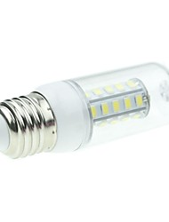 cheap -SENCART 5W 450-500lm E26 / E27 LED Corn Lights T 36 LED Beads SMD 5730 Natural White 12V