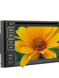 cheap -6.2 Inch Universal 2 Din In-Dash Car DVD Player with GPS,BT,RDS,Touch Screen,RL-261WGNR02