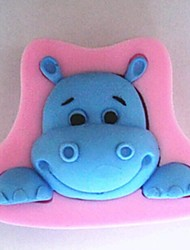 cheap -Cow Head Animal Fondant Cake Silicone Mold Cake Decoration Tools,L8.5cm*W6cm*H2.2cm
