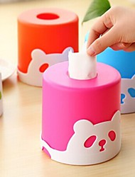 Недорогие -Держатели для туалетной бумаги Унитаз Пластик Многофункциональный / Экологически чистый