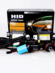 cheap -12V 55W 9007 Hid Xenon High / Low Conversion Kit 10000K