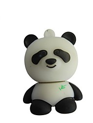 economico -8gb panda cartoon usb 2.0 pen drive