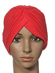 cheap -Women's Active Polyester Beanie / Slouchy - Solid Colored