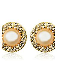 cheap -Lureme Women's Fashion Preal Earrings