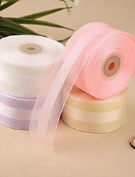 cheap -Gorgeous Wedding Ribbons Satin and Organza Ribbon(More Color) Wedding Reception