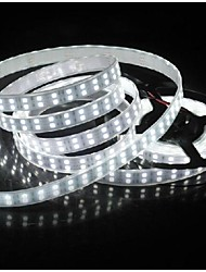 cheap -Z®ZDM Waterproof 5M 144W 600*5050 SMD 9600LM Cool/Warm White Light LED Strip Lamp (DC12V)
