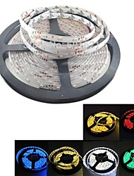 cheap -Colorful LED Flexible Decoration Waterproof Strip 5M 300x3528SMD DC12V Yellow/Warm White/Bule/Green/Red/White