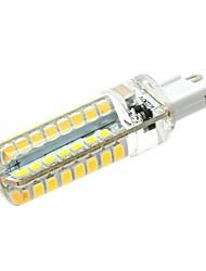 cheap -280 lm G9 LED Corn Lights T 64 leds SMD 2835 Warm White AC 220-240V