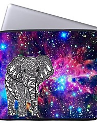 cheap -Elonbo Bright Star and Elephant 13'' Laptop Waterproof Sleeve Case Bag for Macbook Pro/Air Dell HP Acer