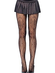 cheap -Women's New Fashion Thin transparence Pantyhose , Nylon/Spandex