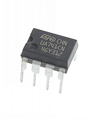 UA741 UA741CN DIP-8 Integrated Circuits  IC (10pcs)