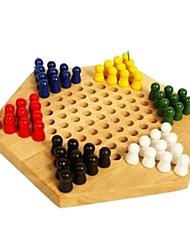 Недорогие -деревянные корабли Китайские шашки игры