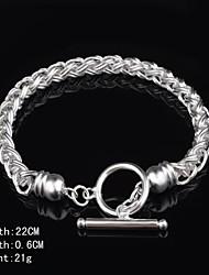 mode sterling perles perle argent bracelet élégant