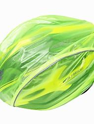 Cap/Beanie Bike Waterproof Windproof Rain-Proof Dust Proof Lightweight Materials Unisex Yellow TPU