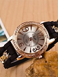 cheap -Women's  Circular  Fashion Belt Watch(Assorted Colors) Cool Watches Unique Watches