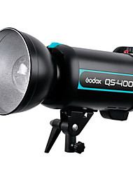 GODOX flash de estúdio qs estroboscópicas série 400d qs400 (400ws luz do flash fotográfico profissional) 220V AC