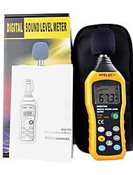 Недорогие -hyelec ms6708 цифровой звук индикатор уровня измеритель звукового измерения 30 дБ до 130 дБ