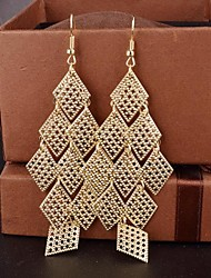 cheap -Women's Drop Earrings Statement Jewelry Festival/Holiday European Costume Jewelry Alloy Geometric Jewelry For Party Special Occasion Daily