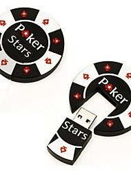 baratos -2gb de poker legal chip de memória usb 20 pen drive flash de vara