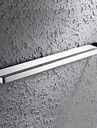 cheap -Towel Bar High Quality Contemporary Brass 1 pc - Hotel bath 1-Towel Bar