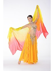 cheap -Dance Accessories Stage Props Women's Training Performance Silk