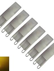 G9 Lâmpadas Espiga T leds 220lm Branco Quente 2700-3200