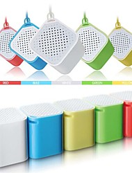 Mini haut-parleur portable sans fil Bluetooth prend en charge bluetooth retardateur et les fonctions mains libres