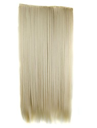 cheap -Hair Extension Classic Clip In / On Daily High Quality Human Hair Extensions