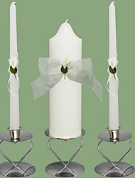 cheap -Garden Theme Floral Theme Classic Theme Candle Favors - 3 Candles Gift Bag