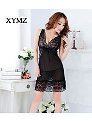 cheap -Women's Silk / Cotton Garters & Suspenders / Lace Lingerie / Matching Bralettes Nightwear Jacquard