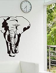 elefante moda sticker da parete a forma di letto / soggiorno