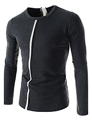 Etro muške povremeni kontrast boja trake t-shirt