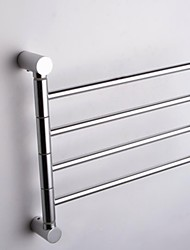 cheap -Towel Bar Contemporary Aluminum 1 pc - Hotel bath 4-towel bar
