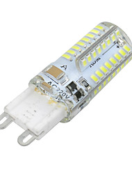 3W G9 LED Corn Lights T 64 leds SMD 3014 300lm Warm White Cold White 2800-3200/6000-6500K Dimmable AC 220-240