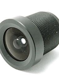 economico -Obiettivo 2.1mm CCTV Surveillance Camera lens 110° Wide Angle per Sicurezza sistemi 1.5*1.5*2.5cm 0.025kg