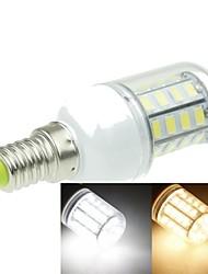 preiswerte -SENCART 3000-3500/6000-6500 lm E14 LED Mais-Birnen T 40 Leds SMD 5630 Dekorativ Warmes Weiß Kühles Weiß Wechselstrom 220-240V