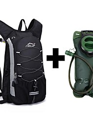 cheap -Outdoor LOCAL LION 12 L Cycling Backpack Hydration Pack & Water Bladder Hiking & Backpacking Pack Camping / Hiking Ski / Snowboard