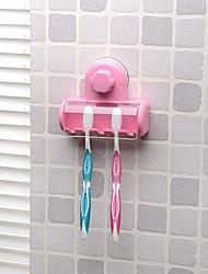 abordables -Gadget para Baño Moderno El plastico CLORURO DE POLIVINILO 1 pieza - Baño Cepillo de dientes y accesorios