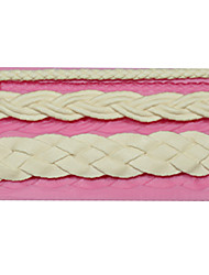 cheap -Lace Mould Braided Rope Cake Mold
